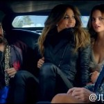 work: Kohl's Commercial w/JLO